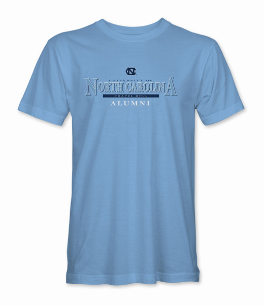 University of North Carolina Chapel Hill Alumni Tee Shirt