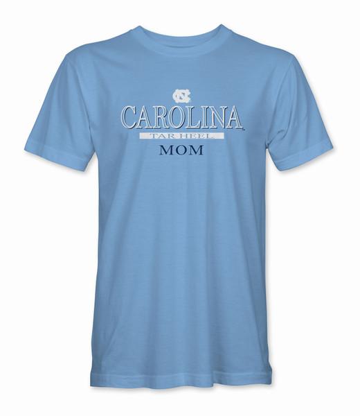 Carolina Tar Heel Mom Tee Shirt