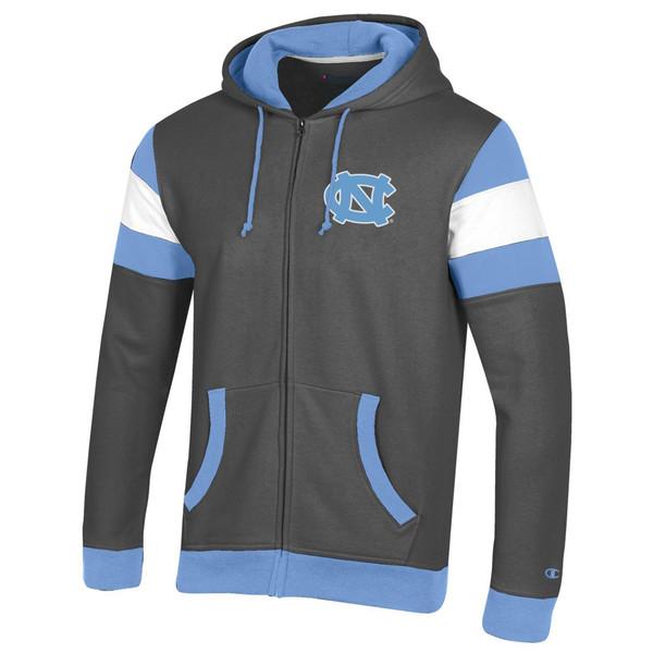 Champion Color Block MTO SuperFan Full Zip Sweatshirt