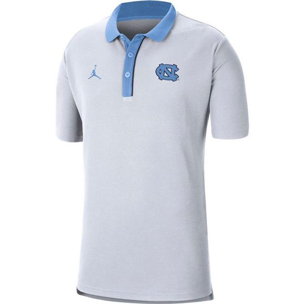 Nike Jordan Team Polo - White
