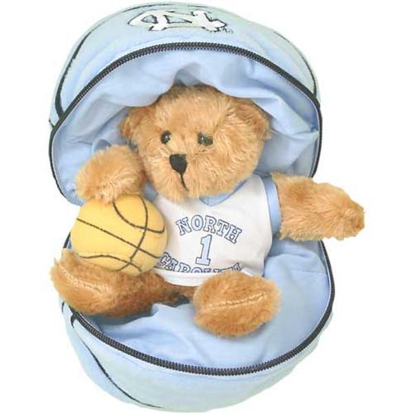 Plush Ball with a Bear - BASKETBALL