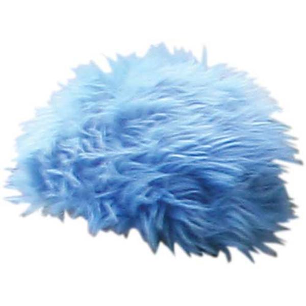 Crazy Blue Hair Wig