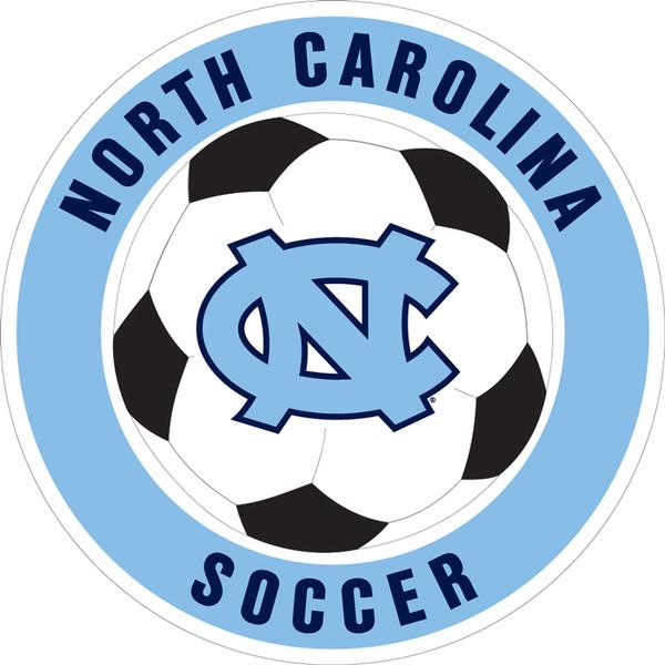 Carolina DECAL - Round Soccer