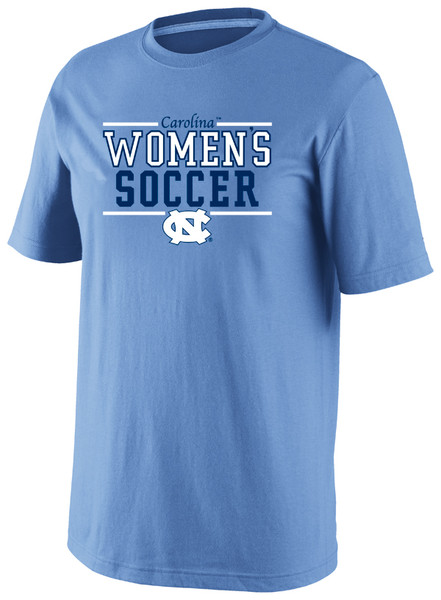 Carolina Sport Between the Lines Tee - Women's Soccer