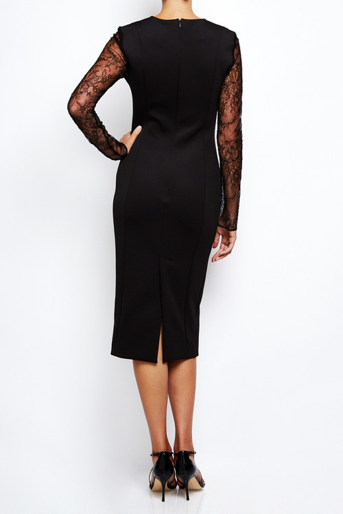 Anne Valerie Hash French Lace Dress 4