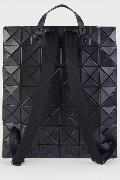 Bao Bao matte flat backpack - black
