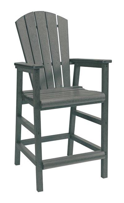 Pub Pedestal Chair