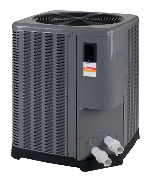 RayPak 103,000 BTU Heat Pump 5450
