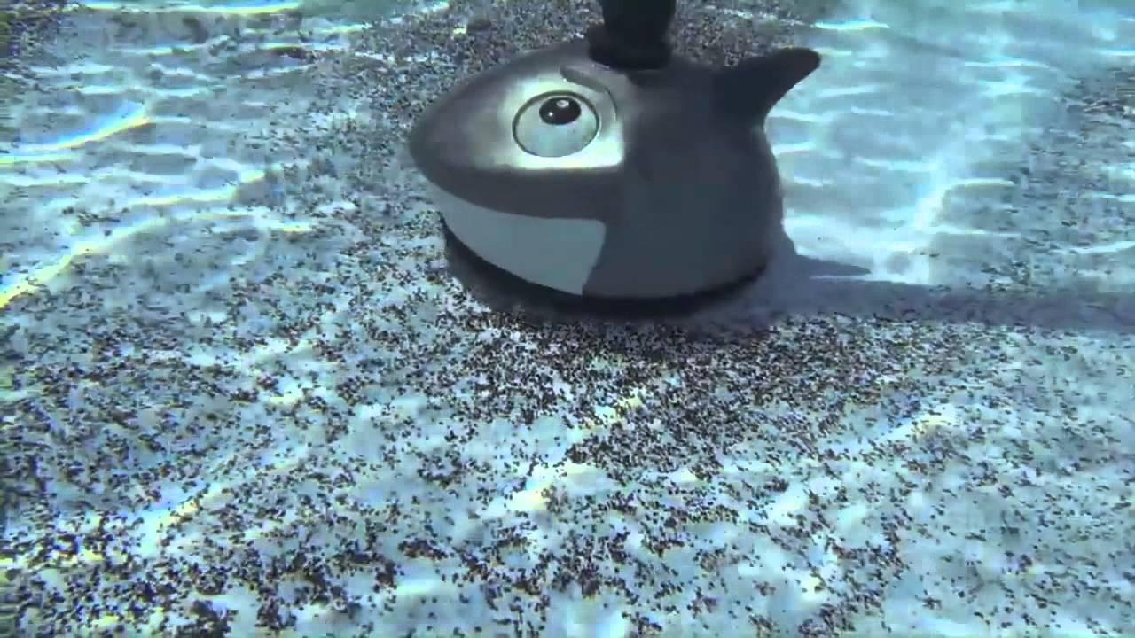 Pentair Kreepy Krauly 'Lil Shark Aboveground Pool Cleaner