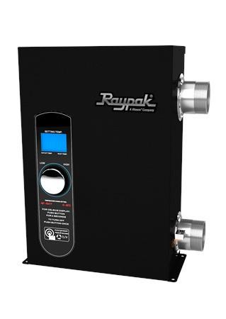 Raypak 27 KW Digital Pool and Spa Heater
