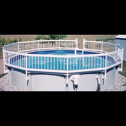 Add On Kit B - 3 Sections Above Ground Pool Fence