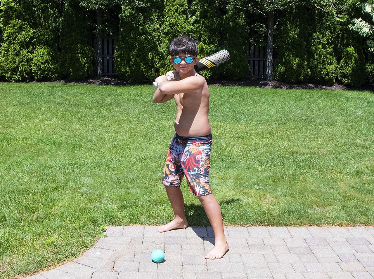 Swimline Pool Baseball and Bat Set