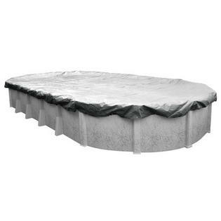 24' Round Platinum Pro-Shield Above Ground Winter Pool Cover