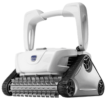 Polaris P825 Robotic In Ground Pool Cleaner with Caddy