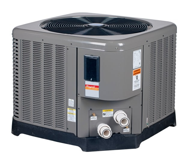 RayPak 85,000 BTU Heat Pump 4450