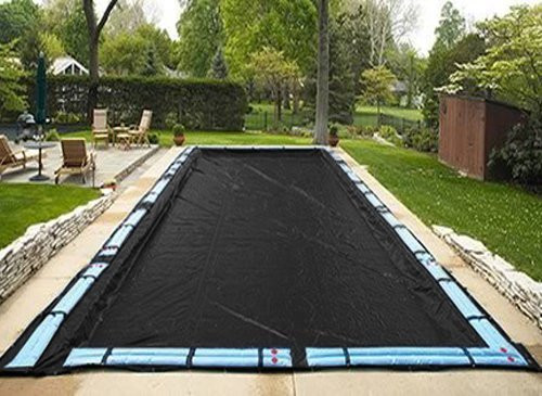15'x24' Elite Pro-Shield Oval Above Ground Winter Pool Cover