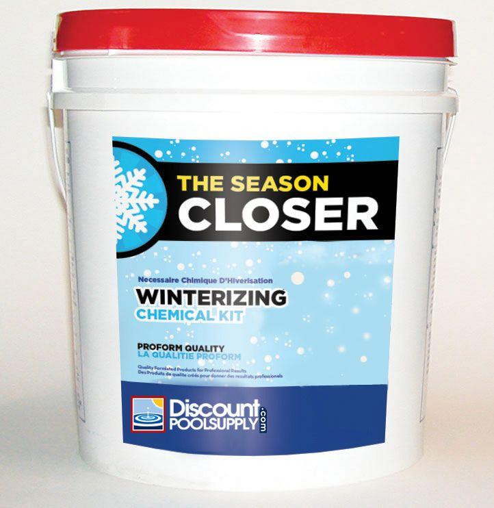 Ultimate Closing Kit for Salt Water Pools