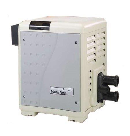Pentair 200K BTU, Natural Gas MasterTemp Electronic Heater (460730)