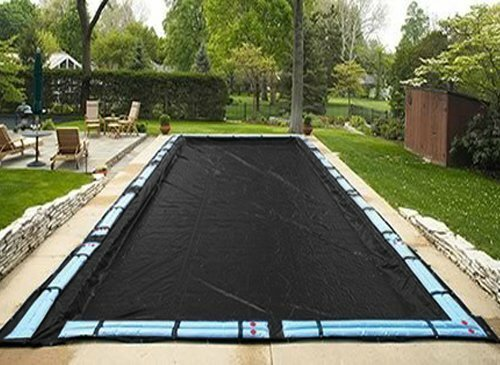 12'x21' Elite Pro-Shield Oval Above Ground Winter Pool Cover