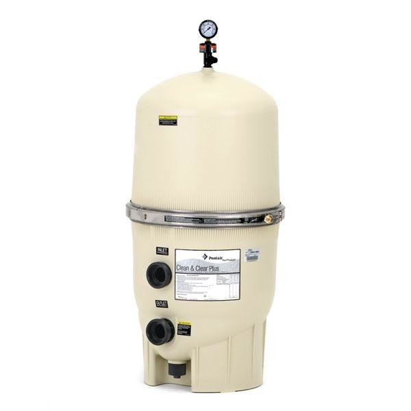 Pentair Clean and Clear Plus CCP420 Cartridge 420 sq. ft. In Ground Pool Filter