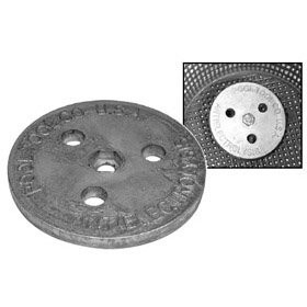 Anti-electrolysis Zinc Anode Weight for Salt Water Pools