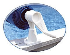 Feherguard Premium Above Ground Solar Roller for Pools Up To 24' Wide