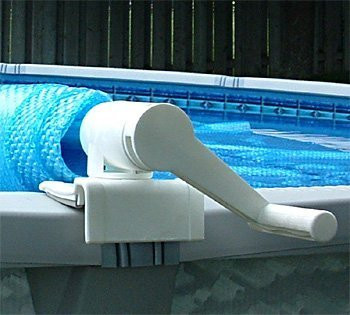 Feherguard Surface Rider A/G Reel System for Pools Up to 18' Wide
