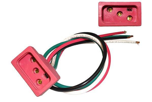 Plug Mini Pump,Red