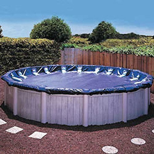24' Elite Pro-Shield Round Above Ground Winter Pool Cover