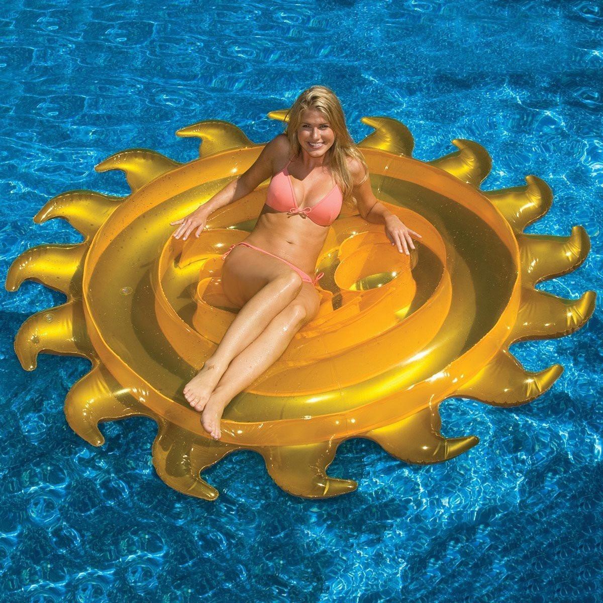 Sun Float Island