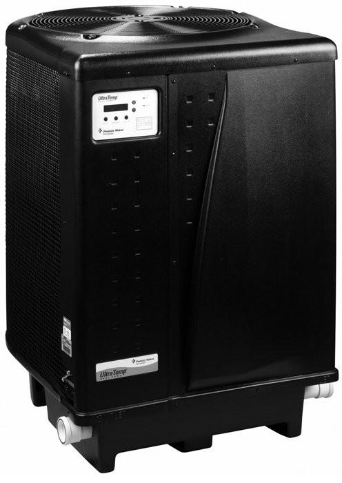 Pentair UltraTemp 70,000 BTU Heat Pump, Black (460960)