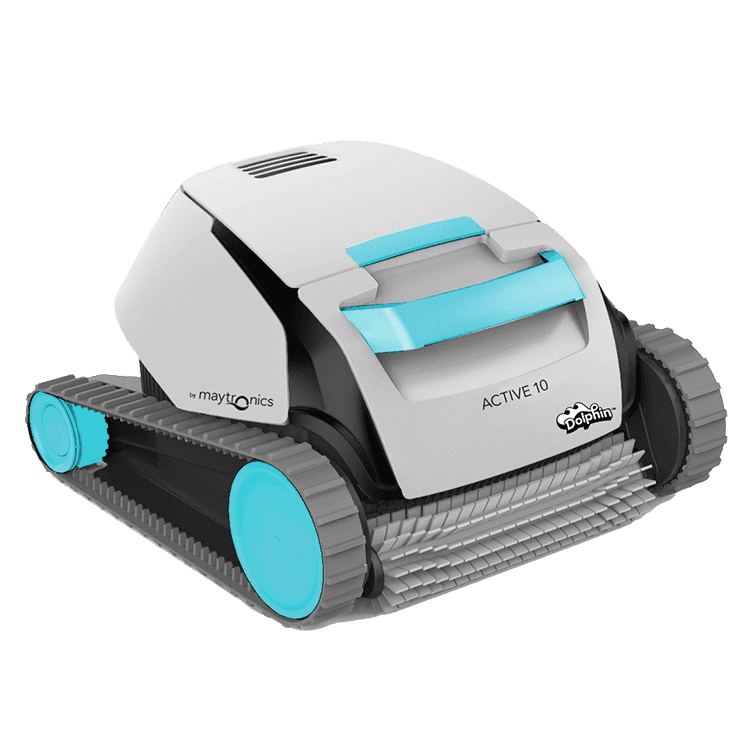 MAYTRONICS DOLPHIN ACTIVE 10 ABOVEGROUND ROBOTIC POOL CLEANER