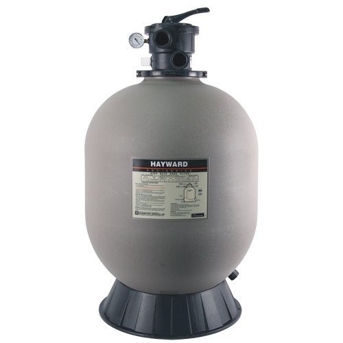 "Hayward 24"" Pro Series Top-Mount Sand Filter with 1 1/2"" Valve Kit"