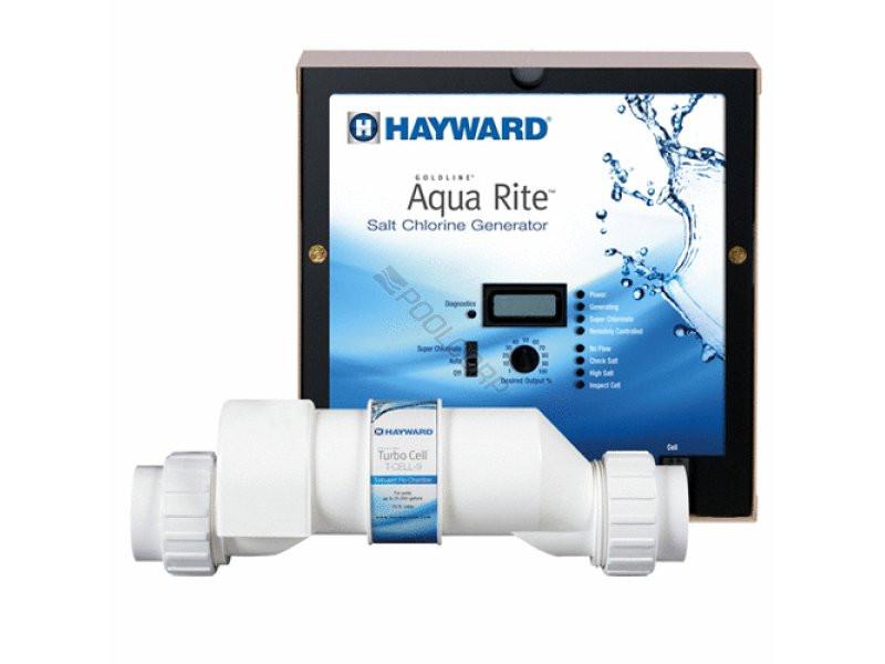 Hayward Aqua Rite XL Salt Generator & 40K Gal Cell