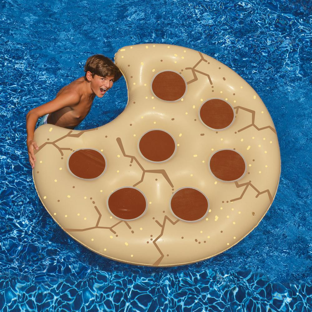 Gigantic Cookie Pool Float