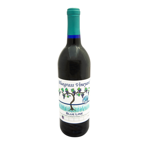 Blue Line Wine | Bluegrass Vineyard | Smiths Grove Kentucky