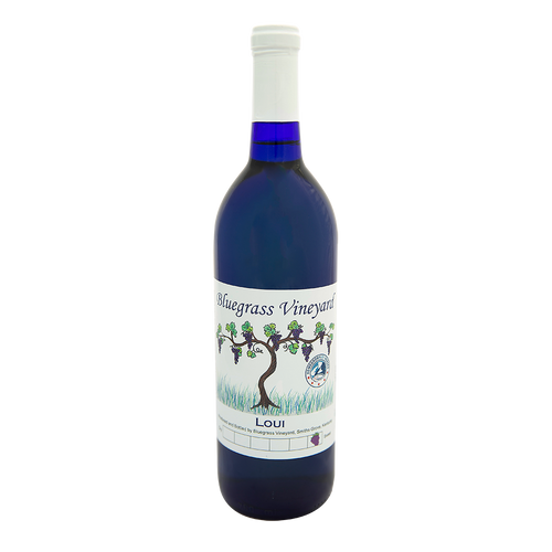 Loui Wine | Bluegrass Vineyard | Smiths Grove Kentucky