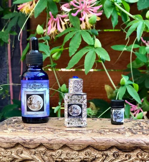 Full Moon essential oil blend