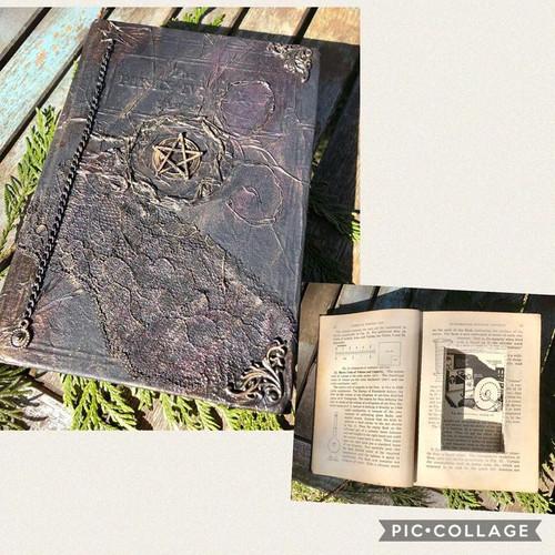 Book of Shadows Apothecary Safe