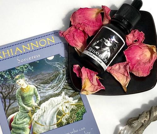 Rhiannon Goddess Ritual Oil