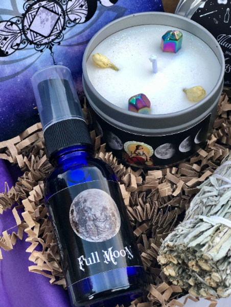 Moon Goddess Soy Candle 4 oz.