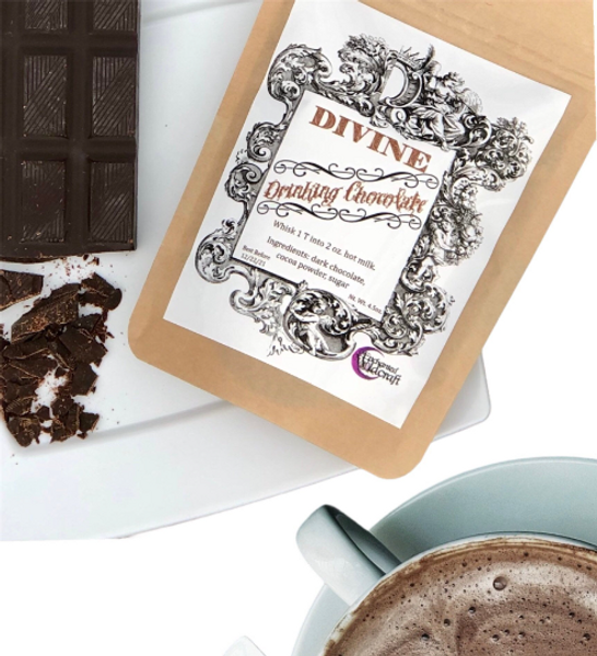 Divine Drinking Chocolate