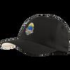Kirby Morgan FlexFit Hat Front Black