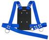 Miller Backpack Harness, Blue
