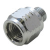 Adapter, 3/8M-7/16F