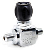 Thermo Cascade Panel Mount Valve, 1/4″ NPT Male to 1/4″ NPT Male