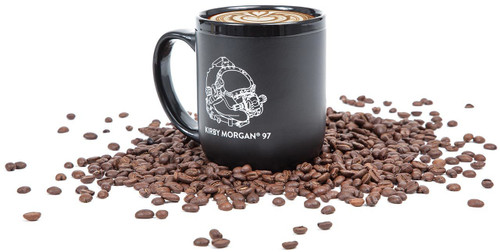 Kirby Morgan Coffee Mug