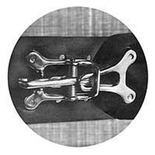 Weight Belt Buckle Assembly