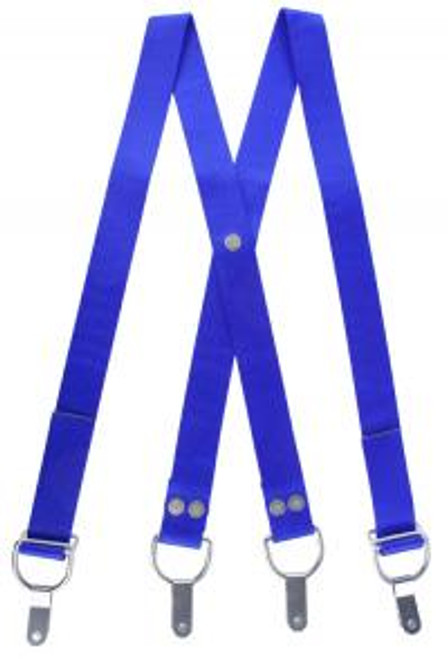 Weight Belt Shoulder Straps with Keepers