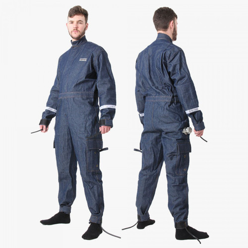 Denim Hotwater Suit